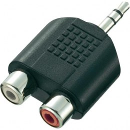 Adapter SpeaKaProfessional jack 3,5mm na cinch