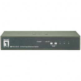 5-portowy Ethernet Switch LevelOne FEU-0510