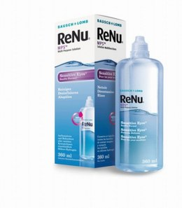 Bausch Lomb ReNu MPS do soczewek 2x 360 ml