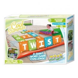 WORD SCRAMBLE gra plenerowa TM Toys Cool Summer